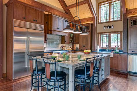 gallery grill design kitchen craftsman  custom wood