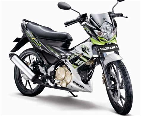 harga dan spesifikasi motor suzuki satria fu cc terbaru