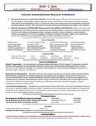 Human Resources Resume Example Sample Resumes For The Hr Vp Human Resume Human Resource Manager The Best Job Hunting Site The Best Sample Resume Examples 2014 Human Resources Assistant Resume