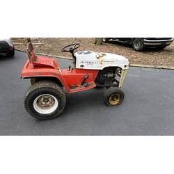 Jacobsen Gt14 Garden Tractor | Gardening: Flower and Vegetables on