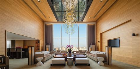 accommodation presidential suite regent taipei