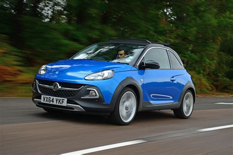 vauxhall adam rocks vauxhall adam rocks air review auto express