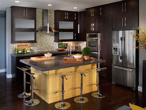 bar kitchen island kitchen island breakfast bar pictures ideas from hgtv