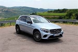 Mercedes Classe Glc : 2016 mercedes benz glc first drive ~ Dallasstarsshop.com Idées de Décoration