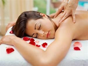 Body by full massage redhead