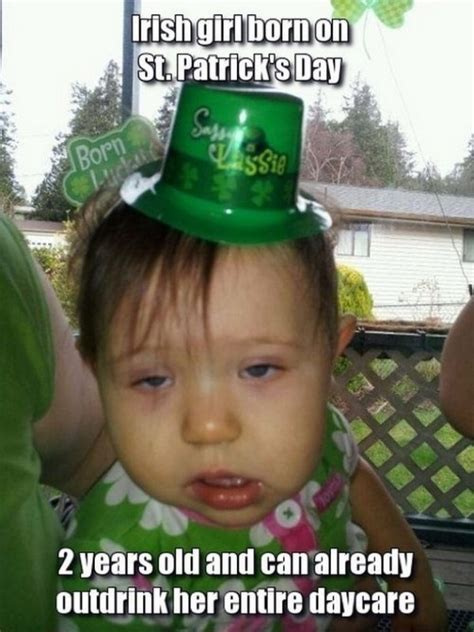 Irish Girl Meme - st paddy s day laughs memes and pop culture to enjoy thechive