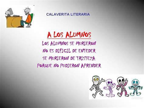 calaverita literaria(960×720) Calaveras literarias