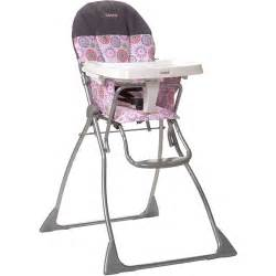 cosco flat fold high chair margo walmart