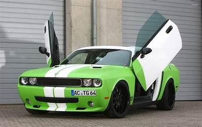 Challenge Dodge Ccg Automotive Srt Wrapped Cars