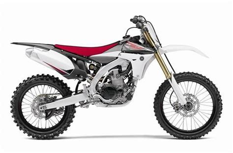 White/red Dirt Bike For Sale On 2040motos