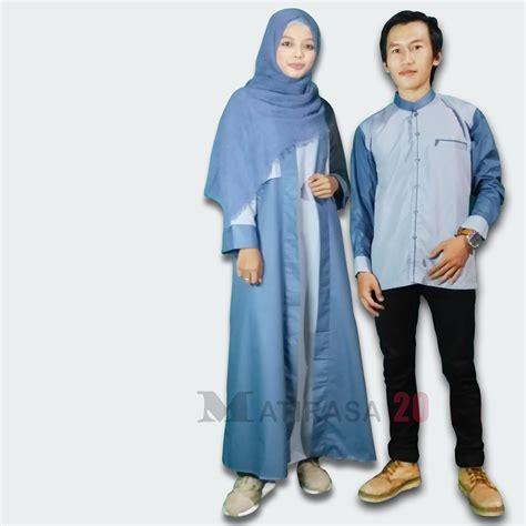 Melihat berbagai tampilan hijab di dunia santri kumparan com. Baju Gamis Seragam Santri - Hijab Muslimah