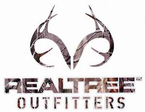 Realtree Outfitters Logo Flat Decal - AP Camouflage - Qty ...
