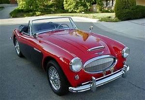 63 Austin Healey 3000 Bj7