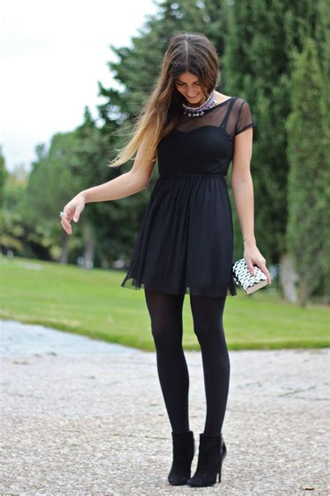 Mini dress para cualquier du00eda con leggings | Que me pongo... | Pinterest | Leggings Vestiditos ...