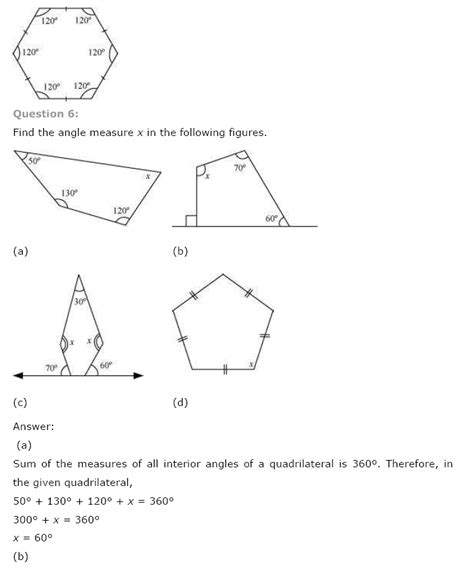 quadrilateral worksheets for class 8 maths worksheets for class 8 understanding quadrilaterals