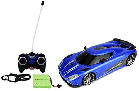 Wfc Koenigsegg Agera R Rechargeable Remote Control Rc Car