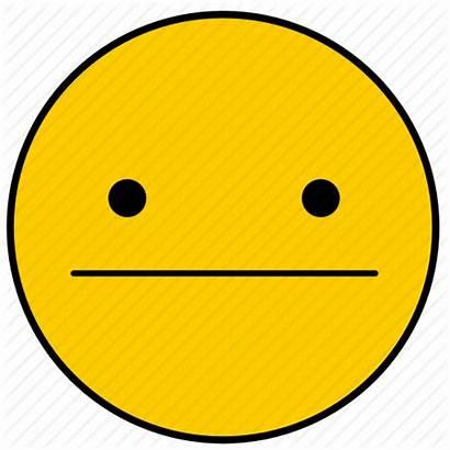 Emotion Neutral Feeling Emotions Icon Feelings Emojis