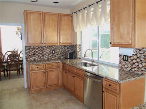 light tan kitchen cabinets light brown kitchen cabinets sandstone door