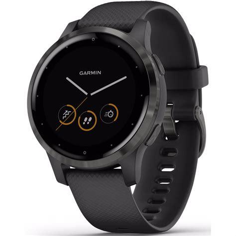garmin smartwatch vivoactive  zwart bccnl