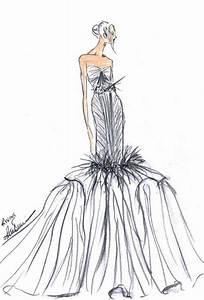 41 best images about Sketch A Dress on Pinterest | Dress ...
