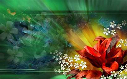 Abstract Wallpapers Rose Move Background 3d Roses