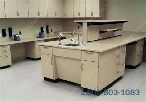 click to enlarge image modular metal laboratory casework