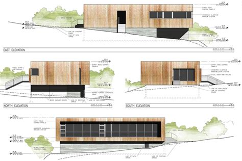 Architectural Elevation Drawings Magnificent On