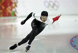 Canadian speed skater Gilmore Junio gives up his spot to ...