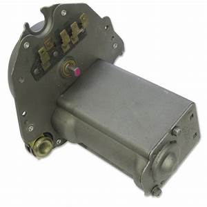 1967 Chevelle Wiper Motor 2 Speed With 4 Terminals