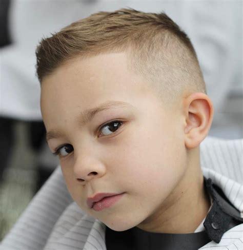 boys fade haircuts  styles