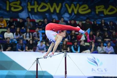 Gymnastics Artistic Cup Fig Event Trend March
