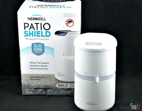 thermacell halo mosquito repeller bug mosquitos