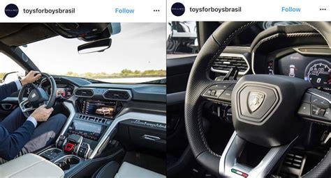 2019 Lamborghini Urus Interior Revealed, Blends Luxury