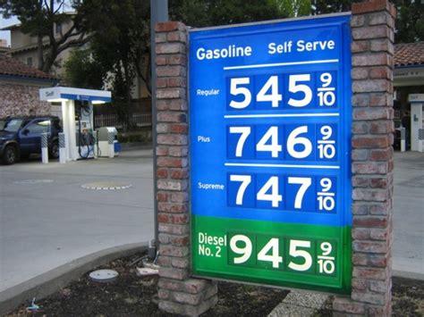 Gas Prices  Streetsblog Usa