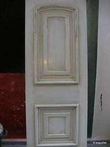 Peinture Bois Effet Vieilli : ordinaire peinture porte bois effet vieilli 0 r233alisation de patine murale sur bois et sur ~ Preciouscoupons.com Idées de Décoration