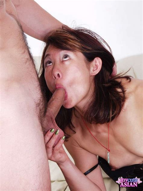 My Cute Asian Asian Milf Gets Wet Pussy Fucked