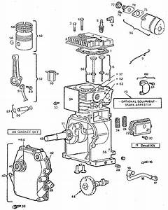 Briggs  U0026 Stratton Engine