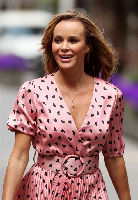 Please note that this page is run and maintained. AMANDA HOLDEN Leaves Global Radio in London 04/29/2020 - HawtCelebs