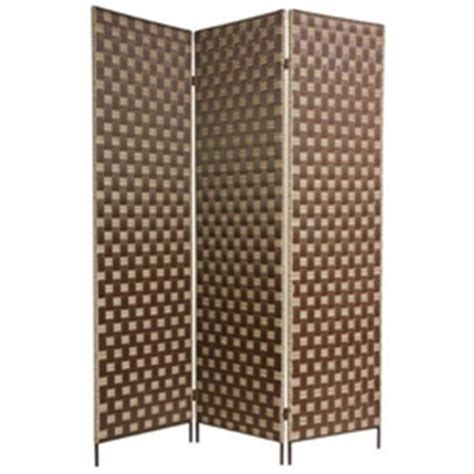 6ft outdoor privacy folding screen