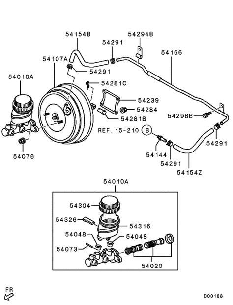 Clutch Cover Assy M L200 Triton power brake booster for mitsubishi l200 triton sportero