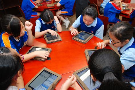 The Classroom of the Future (China)   Iconic Themes of the ...