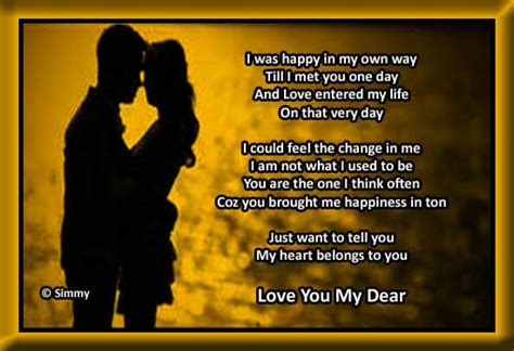 My Heart Belongs To You My Dear. Free Madly In Love Ecards
