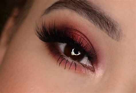 burgundy fall makeup tutorial makeup geek