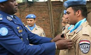 Egyptian police unit in Darfur partakes in social, charity ...
