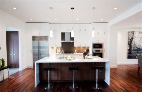 modern kitchen island designs 15 modern kitchen island designs we love