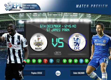 Newcastle United vs Chelsea Preview | Team News, Key Men ...