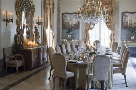 Antique white dining