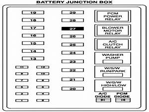 2000 Ford F 250 Power Distribution Wiring Diagrams