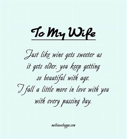 Quotes Wife Sorry Quotesgram