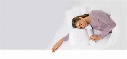 Pillow Sleep Better Position Bed Version
